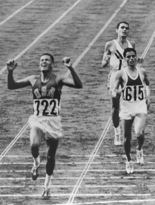 Olympic Gold Medalist Billy Mills to Receive Honorary Doctoral Degree from University of Kansas
