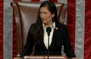 Rep. Haaland on Passage of Important Southwest Water Protection Legislation