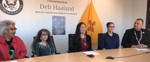 Haaland, Miss Indian World, Gathering of Nations Announce Focus on Missing and Murdered Indigenous Women at Nation's Largest Powwow