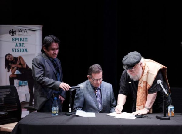 """IAIA Extends Application Deadline for George RR Martin Cinematic Arts & Technology """"Newcomer"""" Scholarship"""