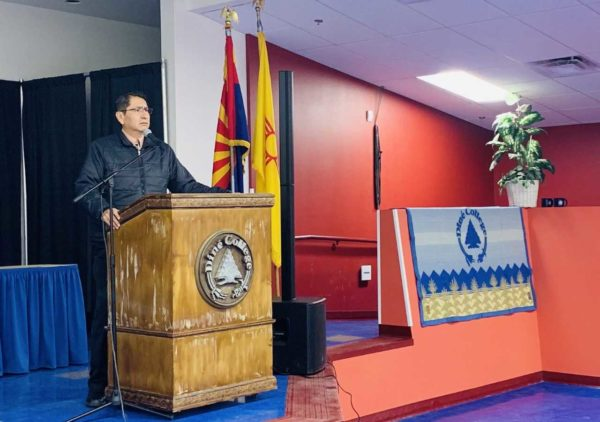 Navajo Nation President Nez Calls for the Creation of a Navajo Food Policy