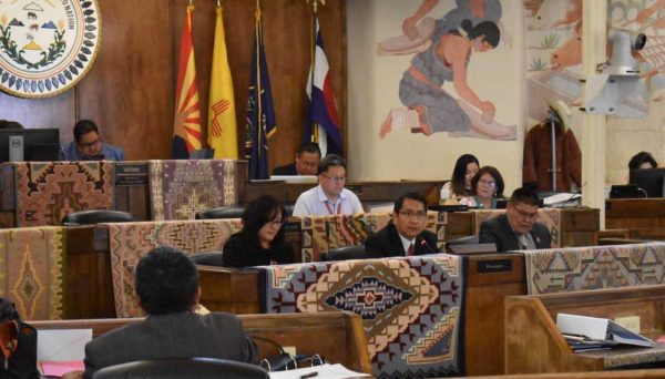 Navajo Nation President and Vice President Release State of Navajo Nation Address