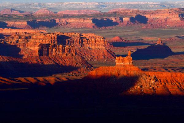 Navajo Utah Delegates Meet with Utah Tribal Leaders