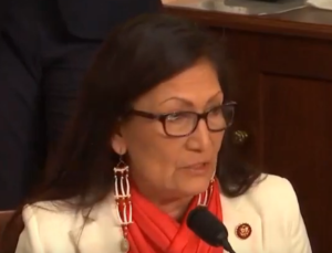 Rep. Haaland Leads Historic Bill to Increase Focus on Missing and Murdered Indigenous Women