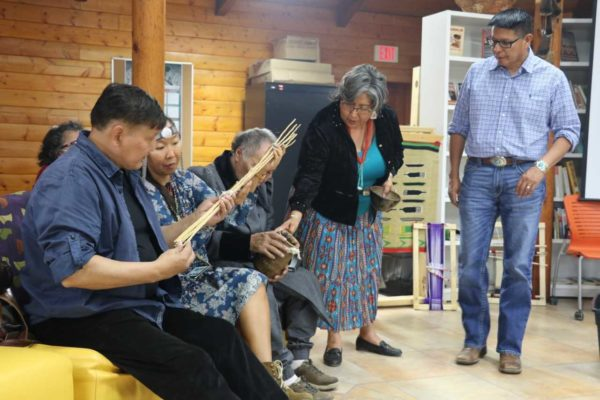 Russian Indigenous Group Visits Navajo Technical University to Explore Possible Foreign Exchange Program for Students