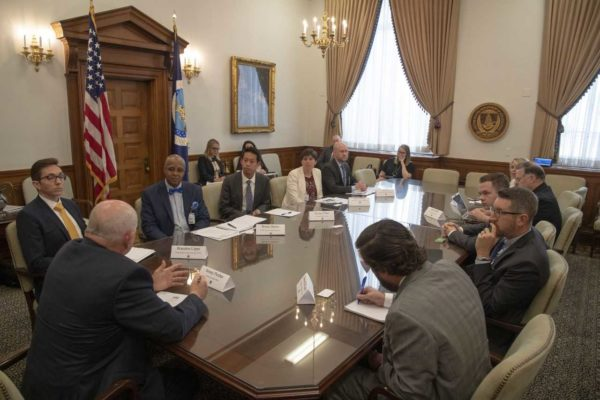Perdue Enlists American Innovators to Advance Self-Sufficiency