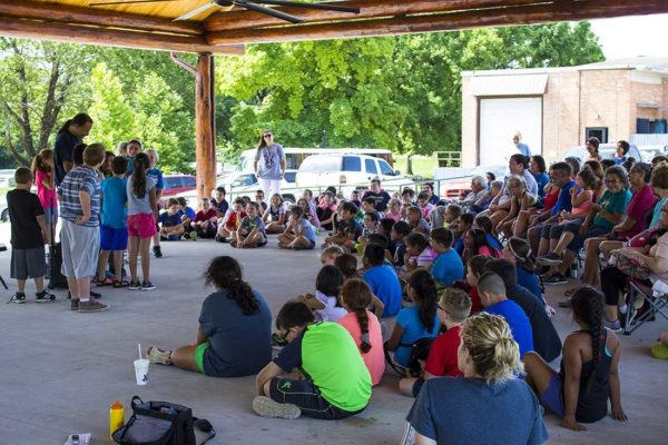 """""""Stories on the Square"""" Returns in June in Cherokee Nation Capital"""