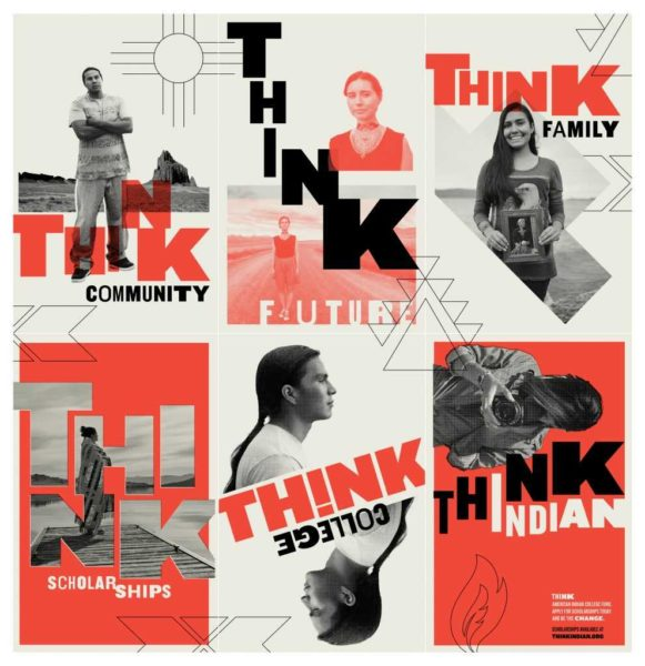 "American Indian College Fund Awards More Than $17K of ""Think Indian"" Grants to Support the Vibrancy of Native American Students Nationwide"