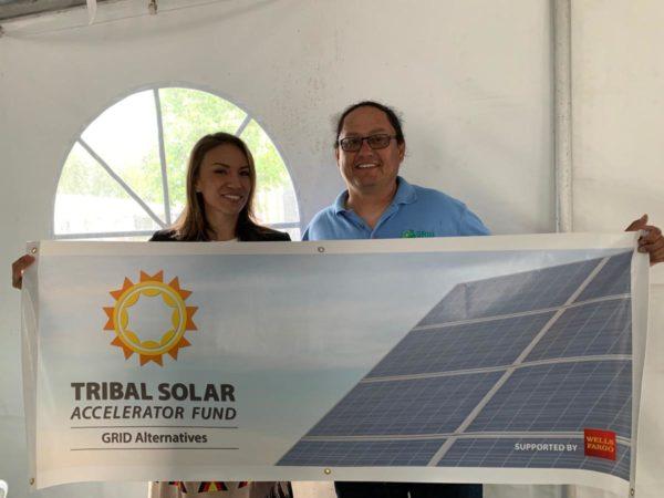 Tribal Leaders Gather in Spokane to Celebrate Children of the Sun Solar Initiative