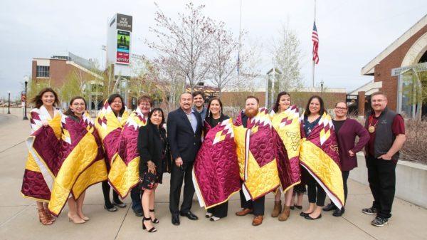 Native American Scholarship Recipients Celebrate Graduation from University of Minnesota