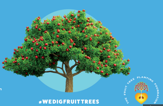 Vitafusion to Plant Fruit Tree Orchards on Saginaw Chippewa Tribal Lands