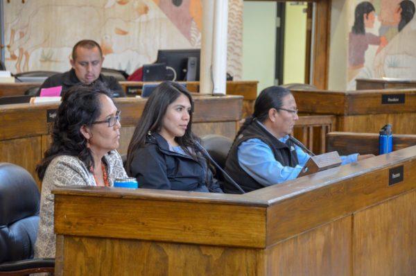 Naabik'íyáti Advances Appointment,  Defers Census Legislation for Refinement