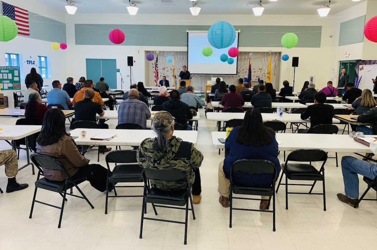 Navajo Nation Housing Summit Strives to Build Stronger Navajo Communities