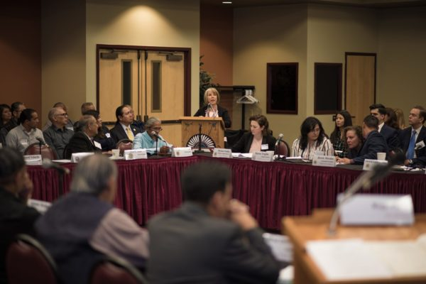 Tribal Leaders Meet for Historic Summit with Governor Lujan Grisham