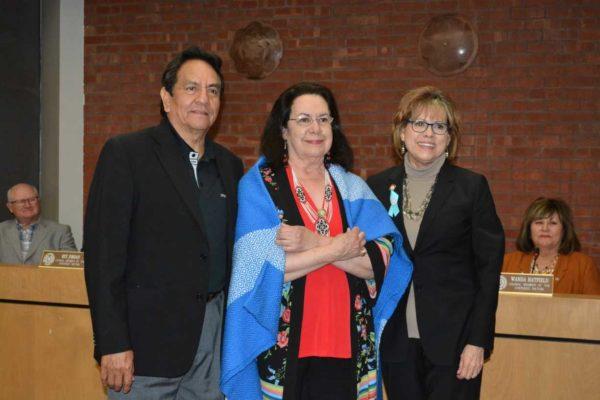 Cherokee Nation Tribal Council honors Cherokee citizen, internationally acclaimed mezzo-soprano Barbara McAlister