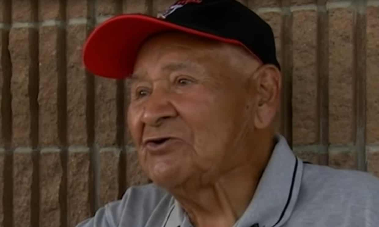 Last of the Mohawk code talkers dies after finally being hailed a war hero