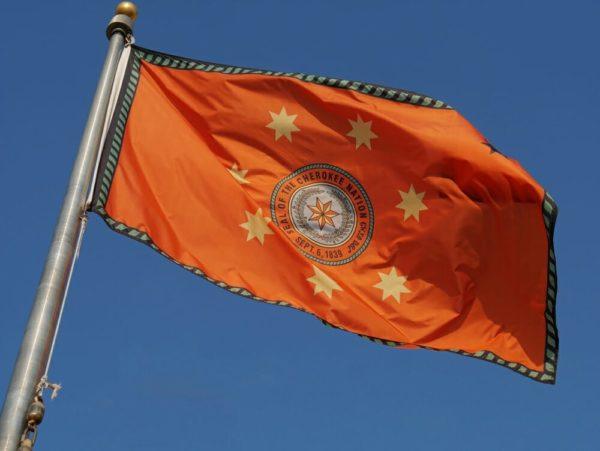 Cherokee Nation Celebrates National Flag with New Exhibit