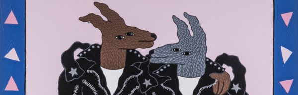 Now on View at The Autry — Coyote Leaves the Res: The Art of Harry Fonseca
