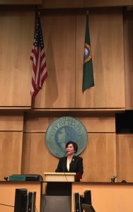 Seattle Councilwoman Debora Juarez:  'Obvious & Urgent Need' To Close Gap on Missing and Murdered Indigenous Women & Girls Data Collection