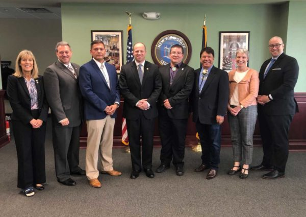 New York Tribes Participates in New York State- Native American Relations Committee Roundtable