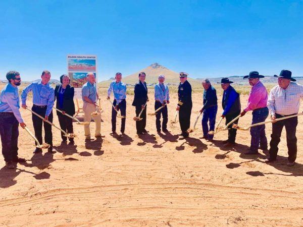 Dilkon Community Reaches Another Milestone with the Groundbreaking of the New Dilkon Medical Center