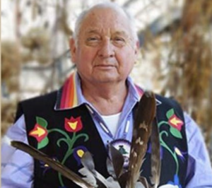 Tom Porter (Mohawk), a Nationally Recognized Figure in Indian Country Since the 1960s, Received Lifetime Achievement Award