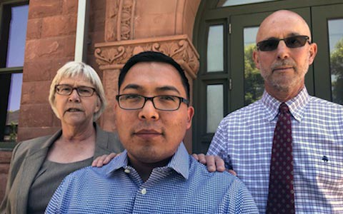Wrongfully Accused Navajo Man to Sue Police