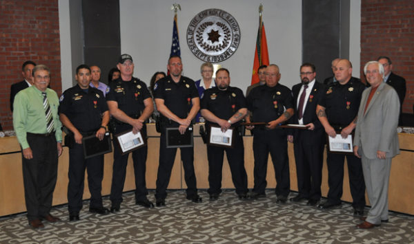Cherokee Marshals Set Standard for Tribal Law Enforcement