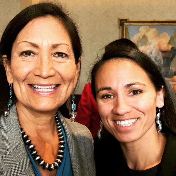 Two American Indian Congresswomen Vote for Bill to Enforce Subpoenas in Court