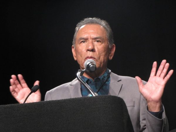 Wes Studi to be Given Honorary Oscar by Academy Board of Governors