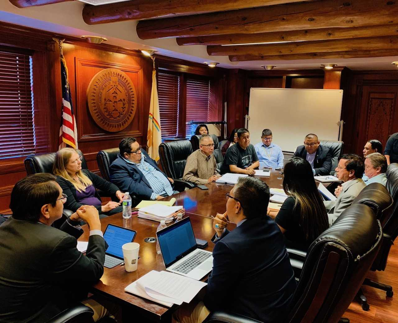 Navajo Nation Seeks to Increase Broadband Accessibility