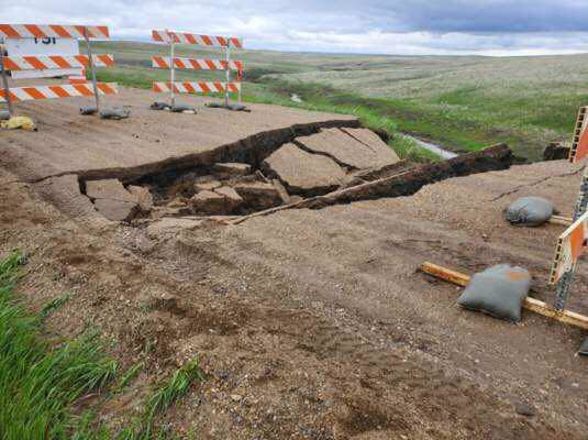 Cheyenne River Sioux Tribe Chairman Frazier Declares State of Emergency Still Exists