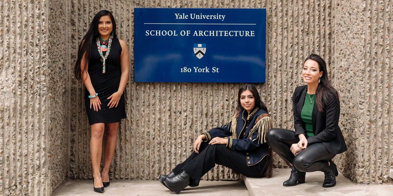 Indigenous Women Are Creating New Conversations at Yale Architecture School