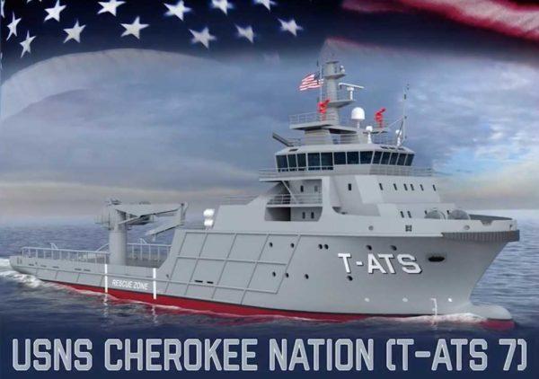 US Navy Recognizes Cherokee Patriotism
