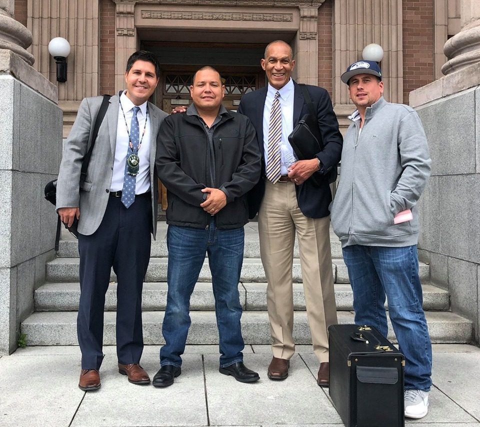State Court Terminates Criminal Cases againt Tulalip Treaty Fishermen
