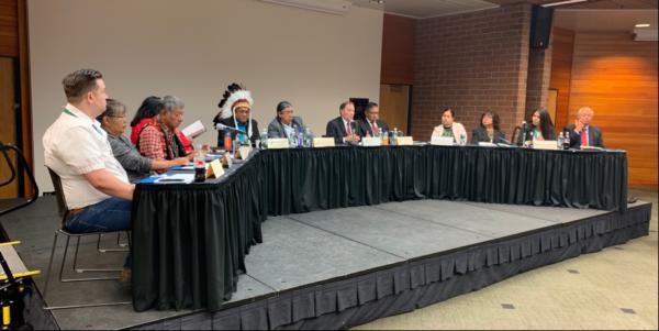 Navajo Nation Delegates Advocate before Utah State Leadership at Governor's Native American Summit