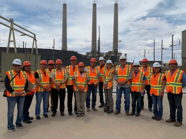 Nez-Lizer See Economic Potential in Navajo Generating Station Assets