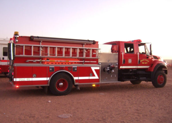 Navajo Nation Issues Fire Safety Warning for Fourth of July Weekend