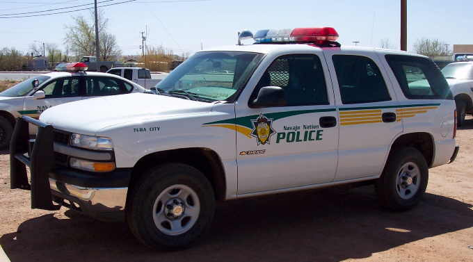 Navajo Police Department Actively Addressing Public Concerns Over White Vans that Appear Suspicious