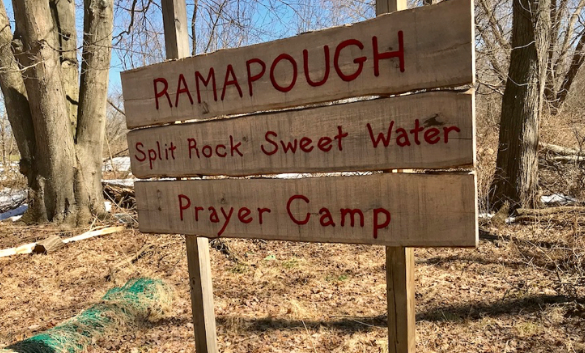 Join the Celebration – Ramapough Lenape Win Settlement – Free Live Stream Documentary and Discussion on Their Right to a Prayer Land – July 9