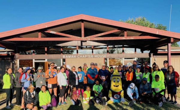 9th Annual Running for a Stronger & Healthier Navajo Nation Kicked Off