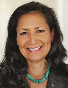 Haaland Calls For Climate Change Emergency Declaration