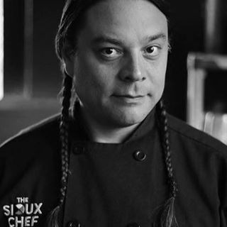 "Sean Sherman, ""The Sioux Chef,"" to Keynote the 2019 Healthy Kids! Healthy Futures! Conference September 9-11, 2019."