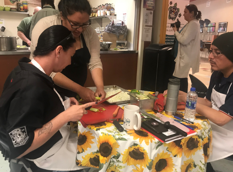 The Cheyenne River Youth Project and Partnership for Native Americans Provide Opportunity for Lakota Youth to Attend the 2nd Annual Native Youth Food Sovereignty Summit