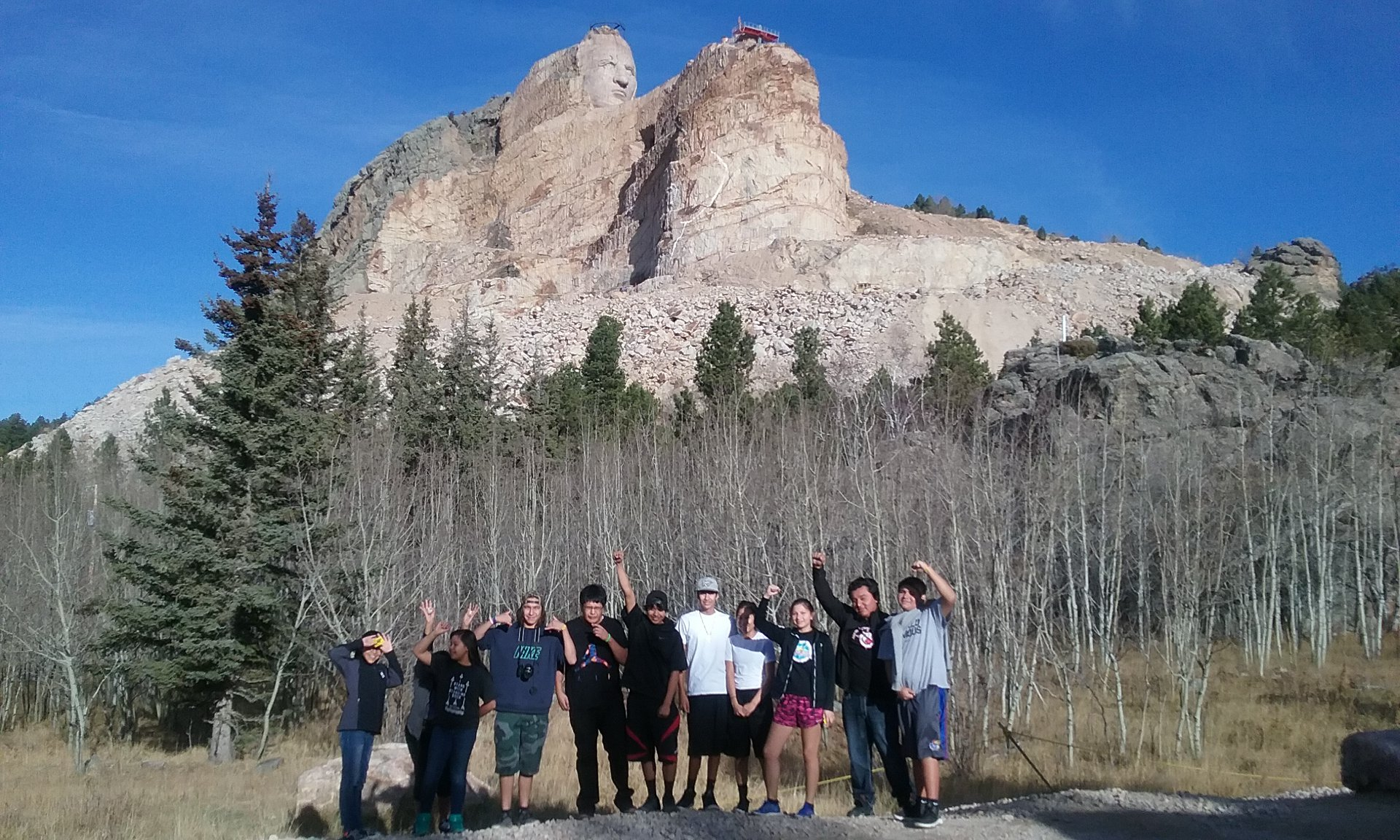 "The Cheyenne River Youth Project Earns NPS ""Connecting with our Homelands"" Travel Grant, Plans Trips to Wind Cave National Park in July & August"