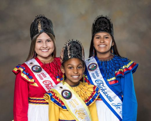 Applications Now Accepted for 2019-2020 Chickasaw Princess