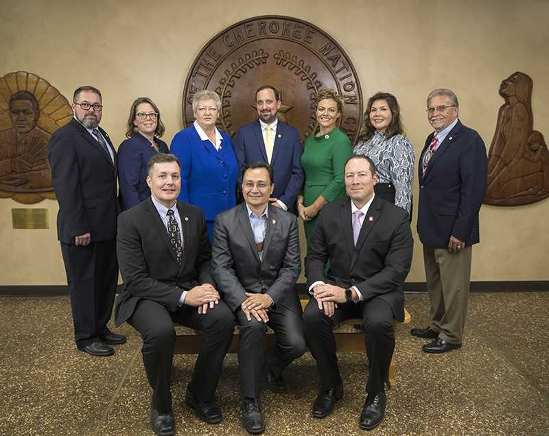 Chief Hoskin's Cabinet, Congressional Delegate Nominations Confirmed by Council