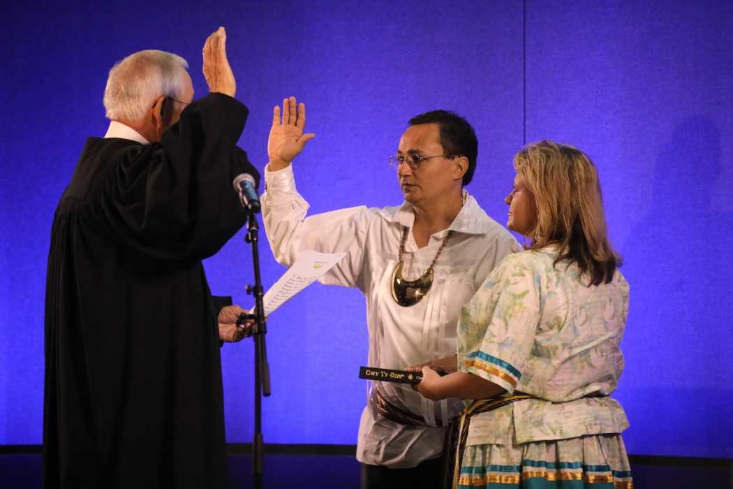 The Cherokee Nation: Rising Together