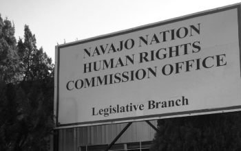 Navajo Nation Human Rights Commission's Special Meeting for August 30, 2019 is Cancelled