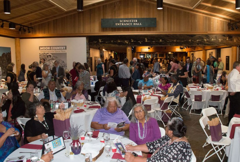 The Museum at Warm Springs Hosts Huckleberry Harvest Celebration & Honor Dinner at High Desert Museum in Bend, Oregon
